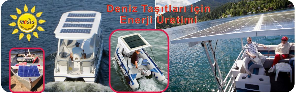 Deniz Araçları Enerji Üretimi