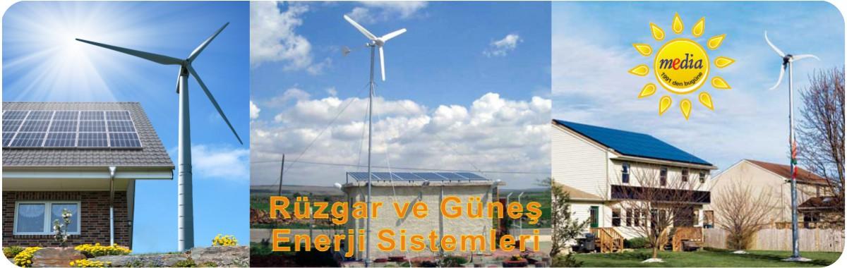 Rüzgardan enerji Üretim Sistemleri
